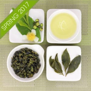 Dayuling High Mountain Spring Oolong Tea