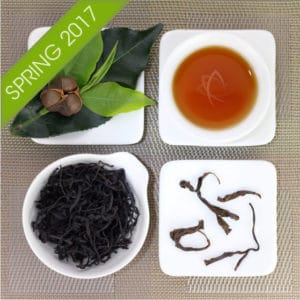Sun Moon Lake Organic Red Jade Black Tea