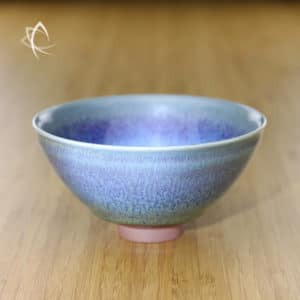 Mauve Hare's Fur Chawan Alternative Shade Featured View