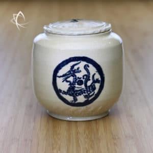 Qinglong Tea Urn Featured View