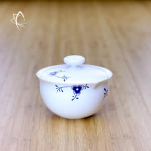 Tang Arabesque Easy Gaiwan Angled View