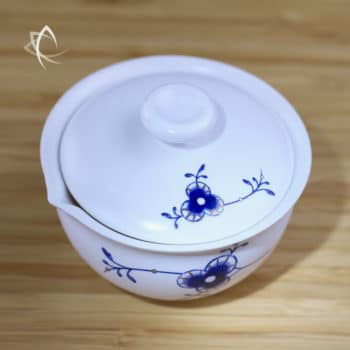 Tang Arabesque Easy Gaiwan Top View