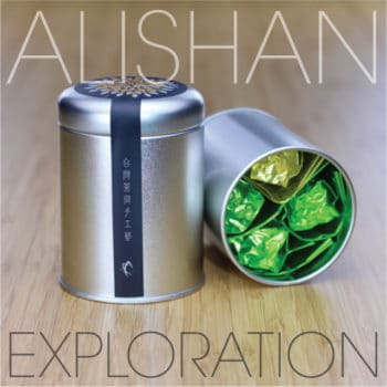 Explore Alishan Tea Sampler Tin