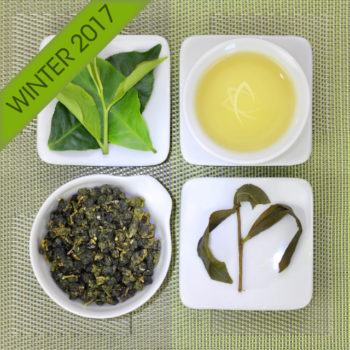 Alishan High Mountain Winter Oolong Tea 6I312