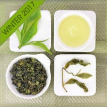Alishan Jin Xuan High Mountain Oolong Tea 6K340