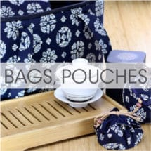 Bags, Pouches, Fabric Items