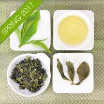 Spring 2017 Baguashan Bao Zhong Oolong Tea
