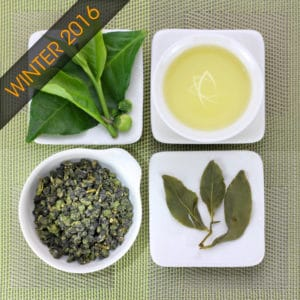Dayuling High Mountain Winter Tea 5J131