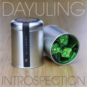 Dayuling Introspection Tea Sampler Tin