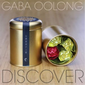 Discover Gaba Oolong Tea Sampler Tin