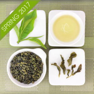 Spring 2017 Four Seasons Oolong Tea