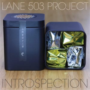 Lane 503 Project Introspection Tea Sampler Tin