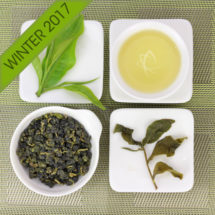 Longfengxia Winter High Mountain Oolong Tea 2017