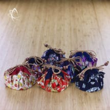 New Teacup Drawstring Pouches Group