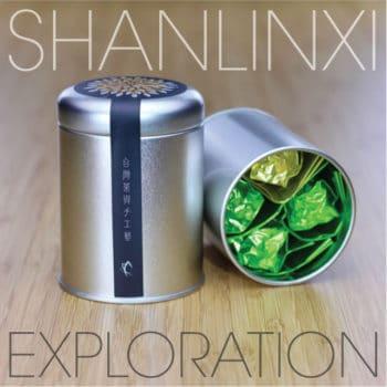 Shanlinxi Exploration Tea Sampler Tin