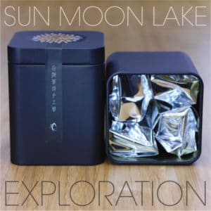 Sun Moon Lake Exploration Tea Sampler Tin
