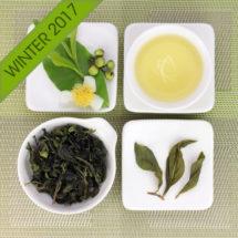 Wenshan Bao Zhong Oolong Tea Winter 2017