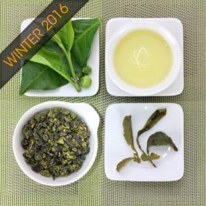 Winter Lishan Cui Luan High Mountain Tea 5J135
