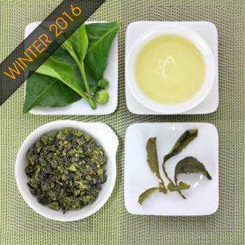 Winter Lishan Cui Luan High Mountain Tea 5J135