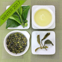 Winter Lishan Cui Luan High Mountain Tea 6E240