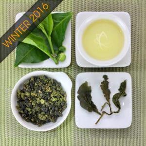 Winter Xin Jia Yang Lishan High Mountain Tea 5J132