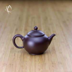 Hand Thrown Small Shui Ping Teapot Featured View