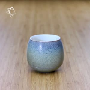 Slate Grey Ju Pi Solo Tea Cup Featured View