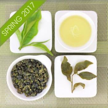 Meishan High Mountain Oolong Tea Spring 2017