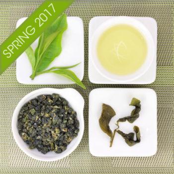 Meishan Jin Xuan Oolong Tea Spring 2017