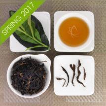 Wuyi High Mountain Black Tea Spring 2017