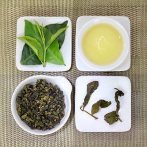Baked Alishan High Mountain Oolong Tea 6I319