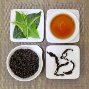 Lishan High Mountain Mixiang Red Oolong Tea 6G281
