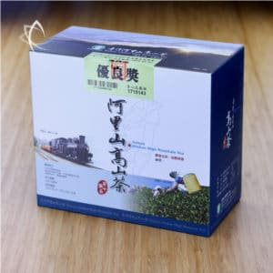 Alishan Competition Oolong Tea 600g Box