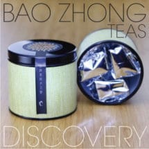 Bao Zhong Tea Discovery Sampler Tin