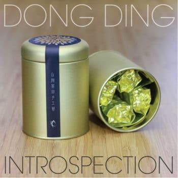 Dong Ding Oolong Tea Introspection Sampler Tin