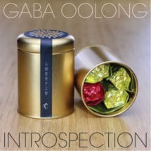 Gaba Oolong Tea Introspection Sampler Tin