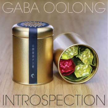 Gaba Oolong Tea Introspection Sampler Tin