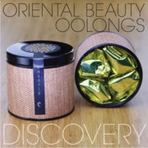 Oriental Beauty Oolong Tea Discovery Sampler Tin
